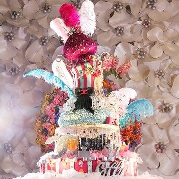 Ellys Cake Birthday Carousel 1