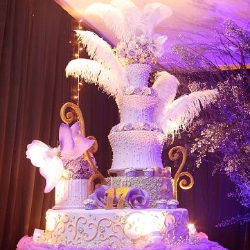 Ellys Cake Birthday Carousel 3