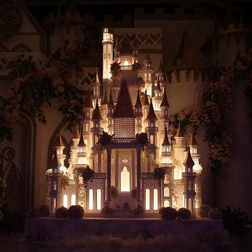 Ellys Cake Wedding Carousel 4